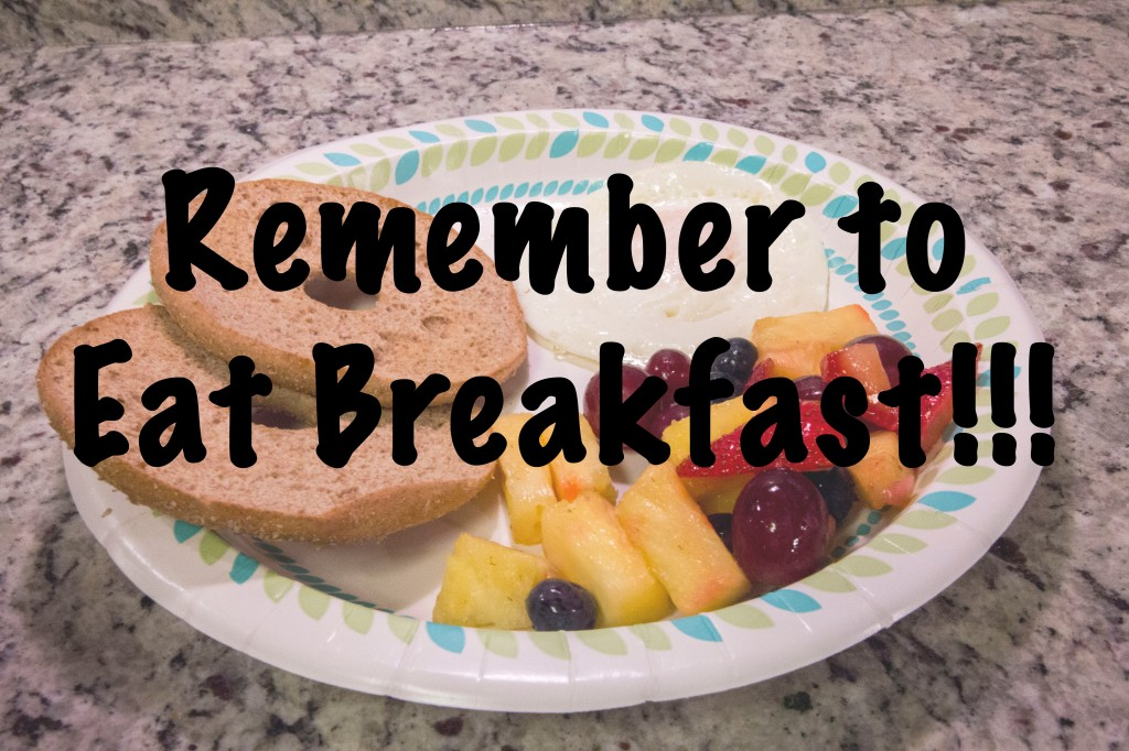 persuavive essay on eating breakfast Body paragraphs in persuasive essays, therefore, often have a unique  organization  if you claim that a large number of students miss breakfast  before school.