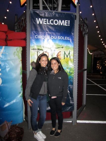 JC2 Cirque Sign